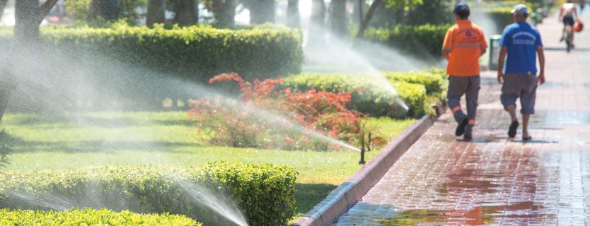Irrigation System Repair - Austin's Lawncare